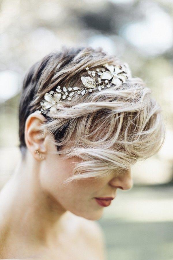Kiểu tóc cô dâu đơn giản mà đẹp, đón đầu xu hướng