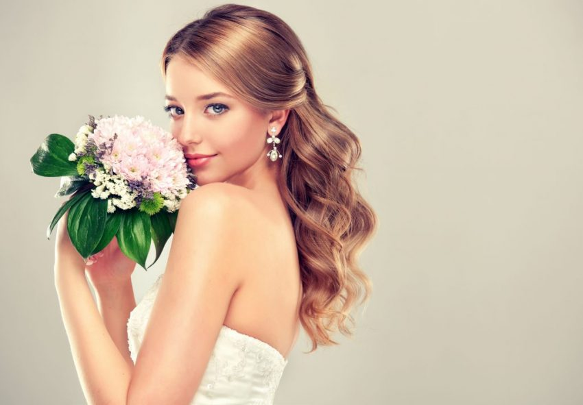 Bí quyết chăm sóc tóc trước ngày cưới