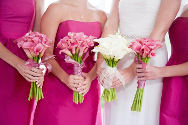 Hoa cưới cho cung Bọ Cạp