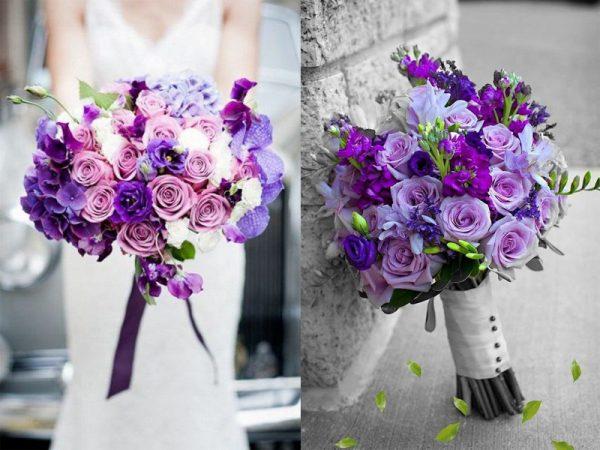 Hoa cưới cho hôn lễ tháng 2