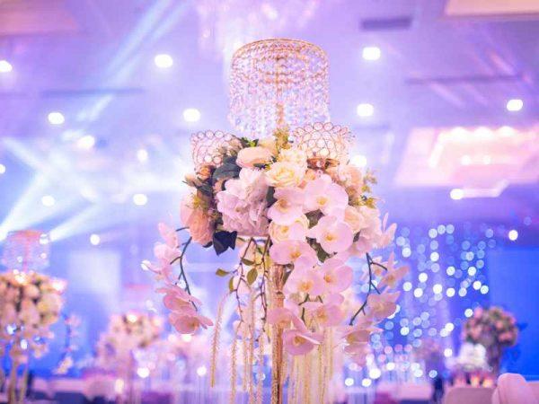 Ý nghĩa các loại hoa trang trí đám cưới phổ biến